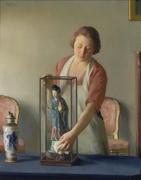 File:The Figurine by W. Paxton - 1921.jpg
