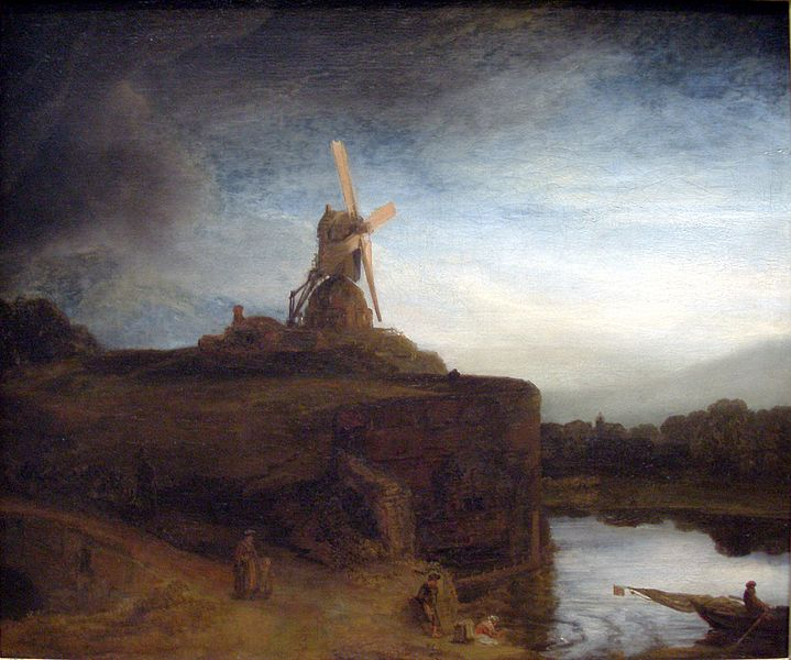 File:The Mill-1645 1648-Rembrandt van Rijn.jpg
