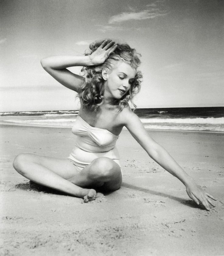 """I restore myself when I'm alone."" ~ Marilyn Monroe"